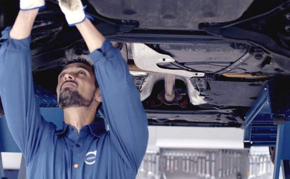 servicio posventa de Volvo