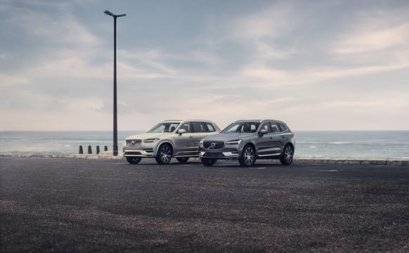 recharge de Volvo